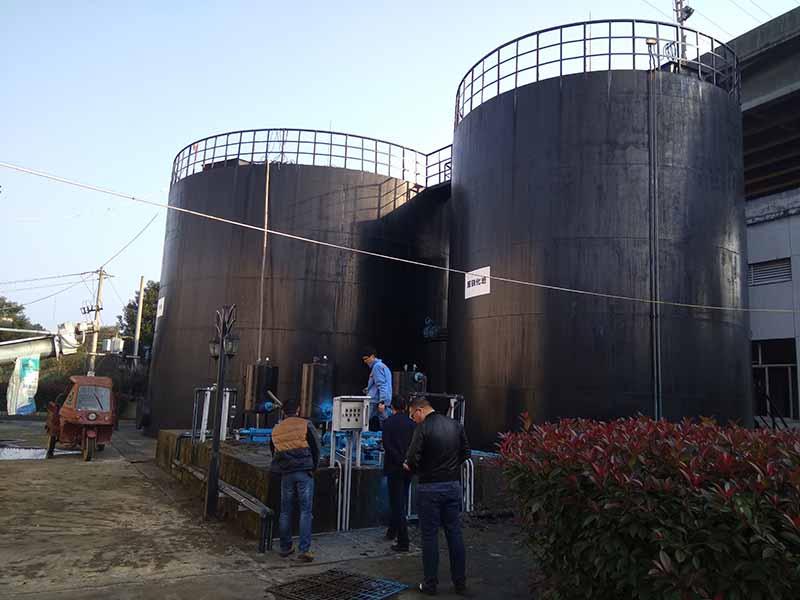 鄂州市主城区生活垃圾卫生填埋场渗滤液处理厂系统工程