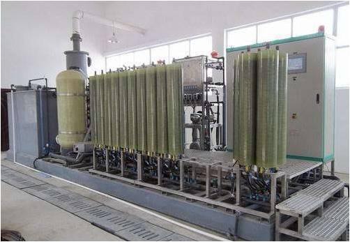武汉市东西湖区废弃物分拣转运中心垃圾渗滤液处理项目