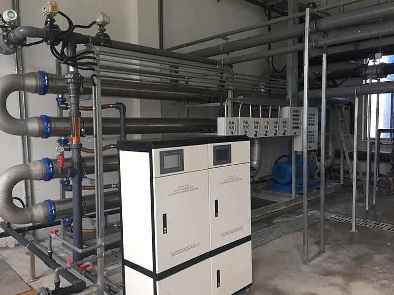 废弃物分拣中心渗滤液处理工程